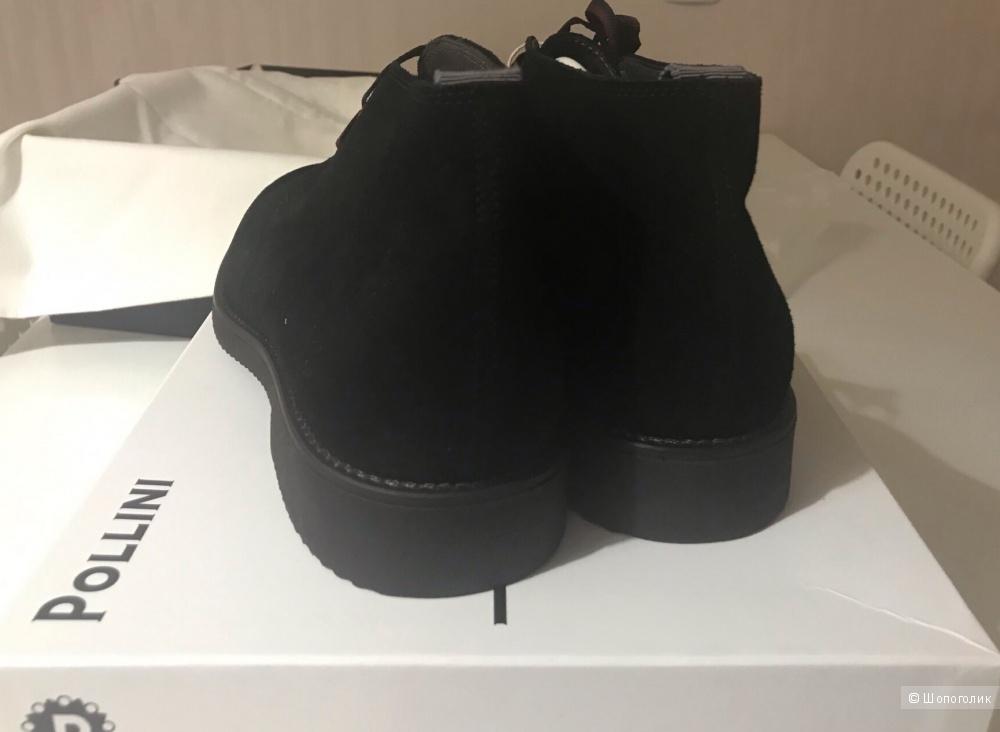 Ботинки Pollini 41 размер