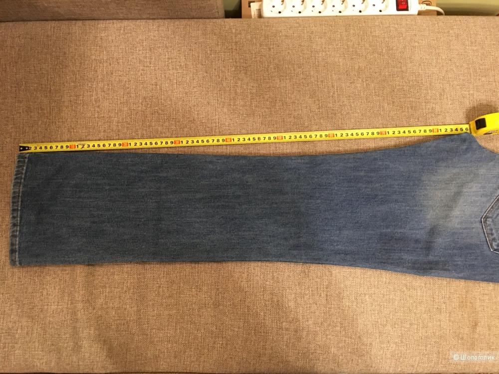 Джинсы Wrangler, 28 р-р, 34 длина