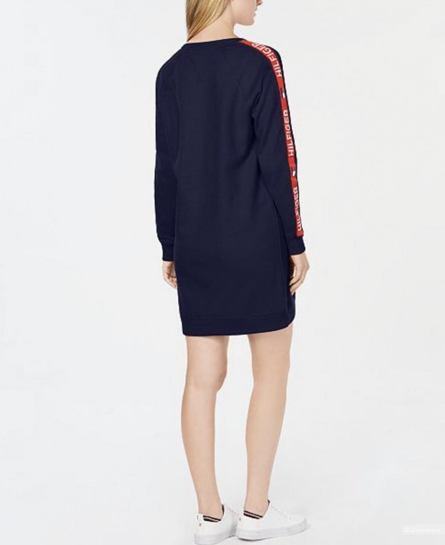Платье-толстовка Tommy Hilfiger Sport, M