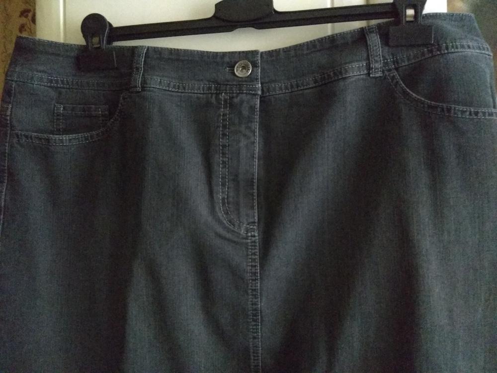 Юбка черная Gerry Weber, размер 48 (нем) = 54-56 (рос)