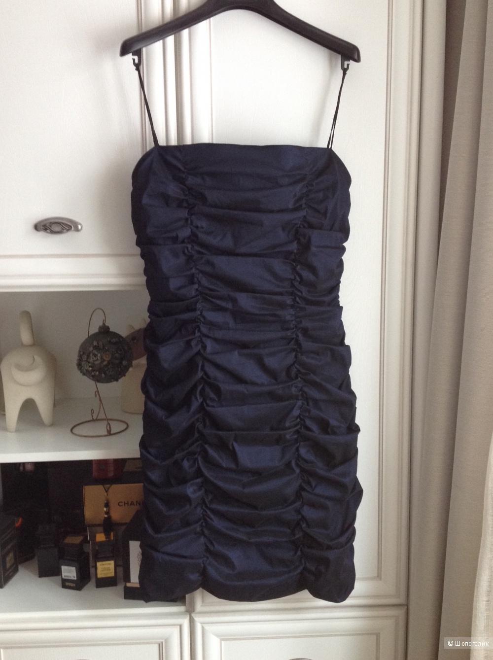Платье-бюстье Marie Blanc, размер 40 euro.
