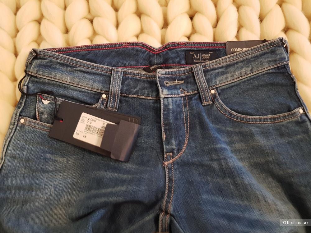Джинсы  Armani Jeans Размер 24/25