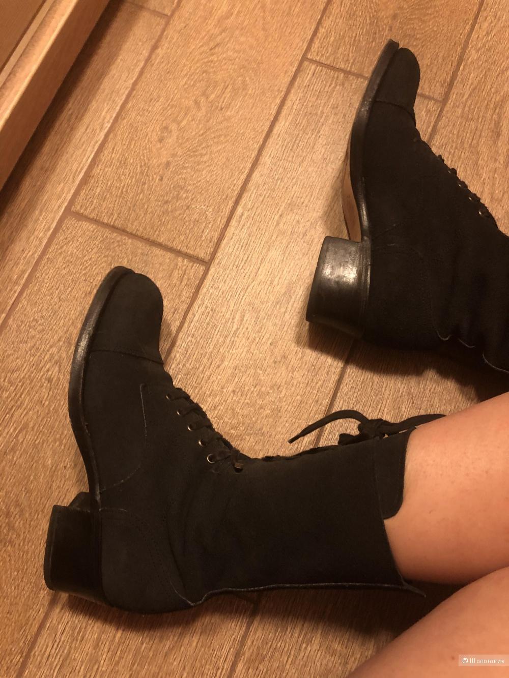 Ботинки, Stephanie Kelian, 39 р ( 6,5 р)