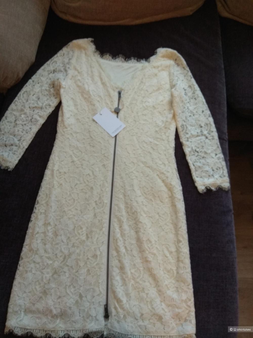 Платье  DIANE VON FURSTENBERG 42-44р
