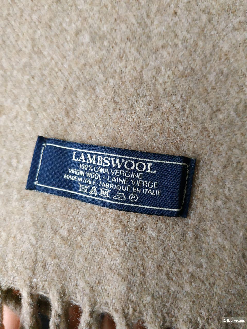 Шарф Lambswool, размер One size