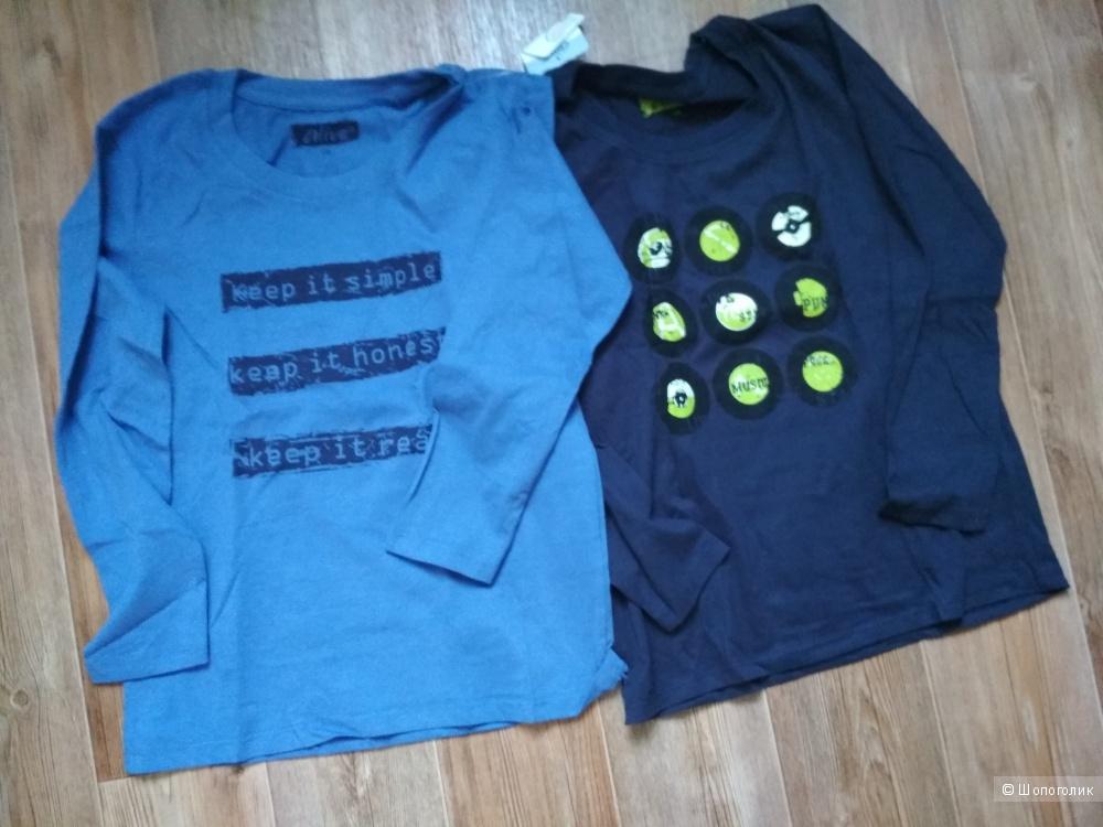 Две футболки alive размер 128