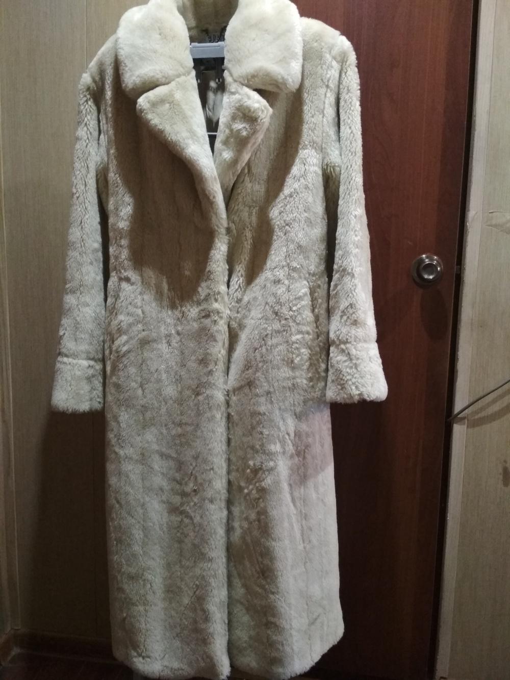 Меховое пальто  Apart 46-48