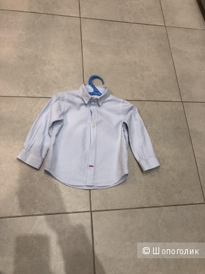 Рубашка на мальчика Zara 12-18 мес.