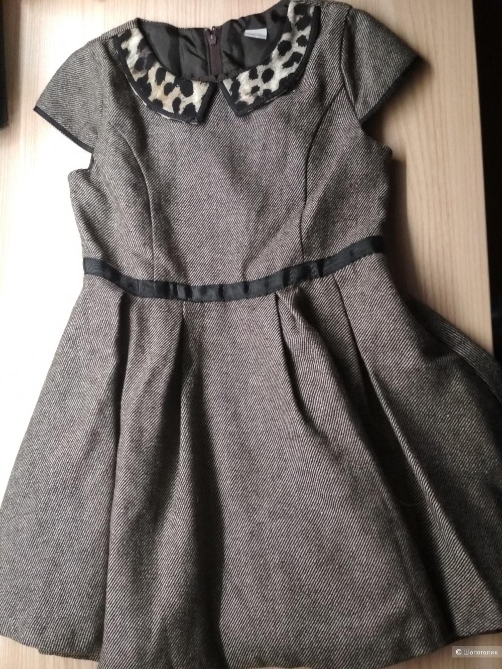 Платье tu размер 5 лет