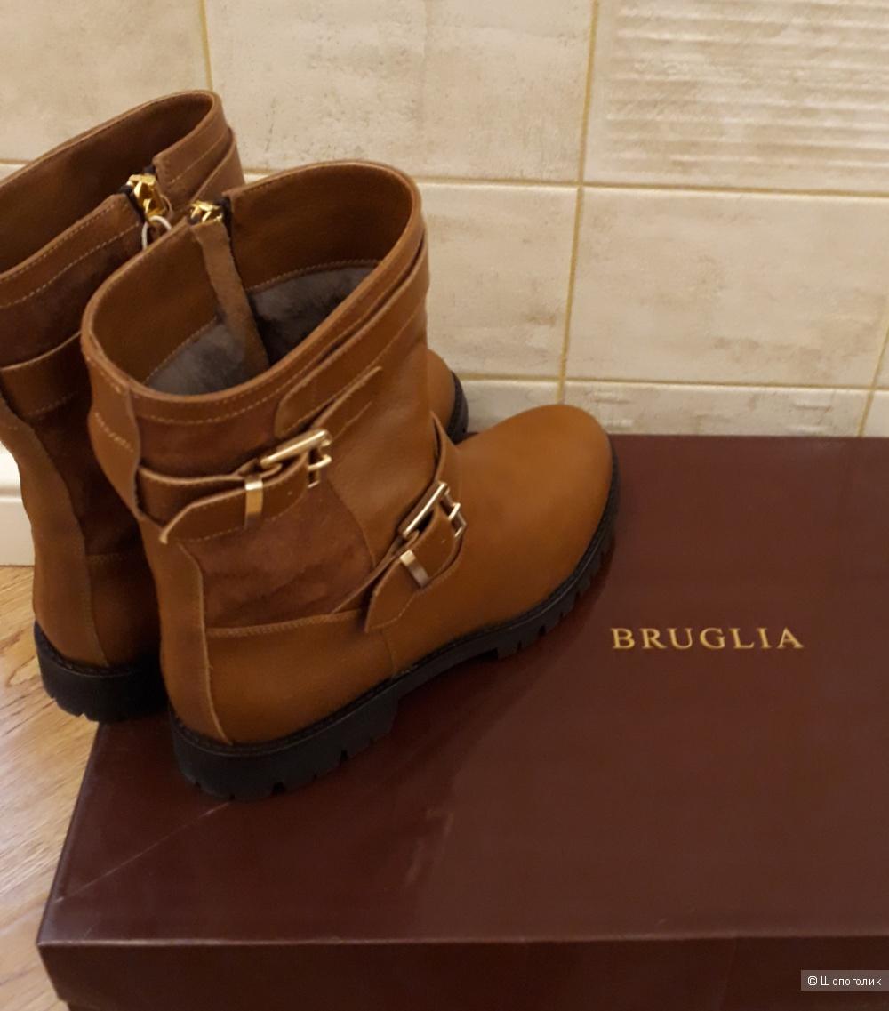 Зимние ботинки F.LLI BRUGLIA, 38р.