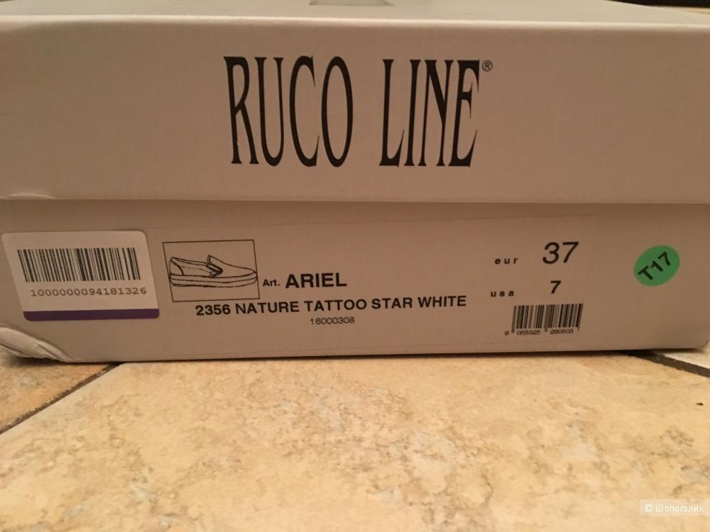 Слипоны Ruco Line, размер EU37