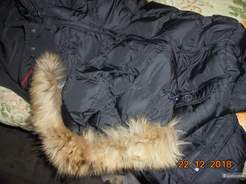 Пуховик мужской Lawine, 48 размер