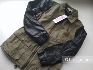 Куртка sugar squad размер 9-10 лет