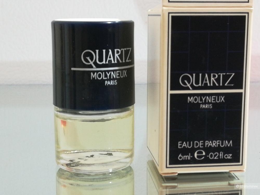 Парфюм Quartz Molyneux 6мл. EDP