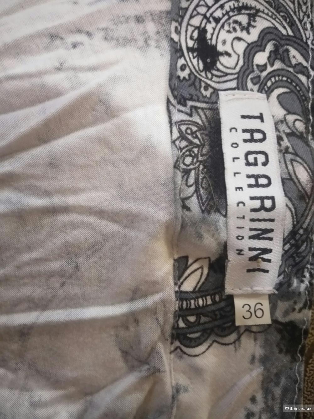Туника с запахом на поясе от TAGARINNI размер  42-44.