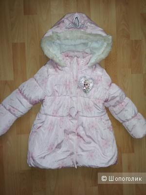 Куртка Disney размер 4-5 лет