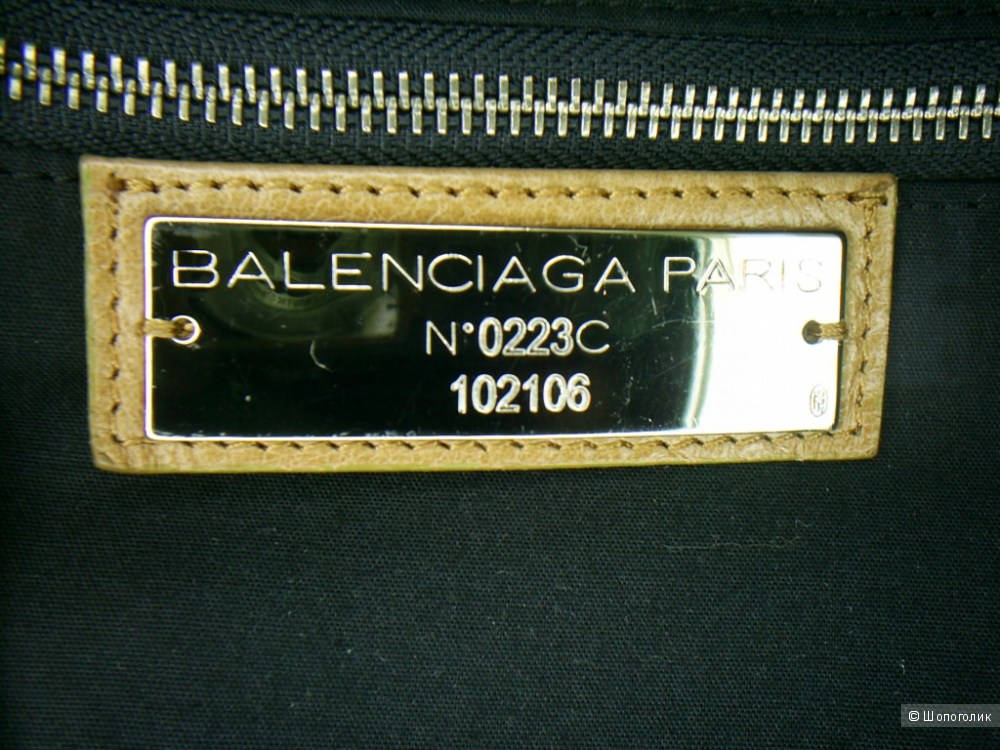 Сумка от Balenciaga 34-21-6 см.