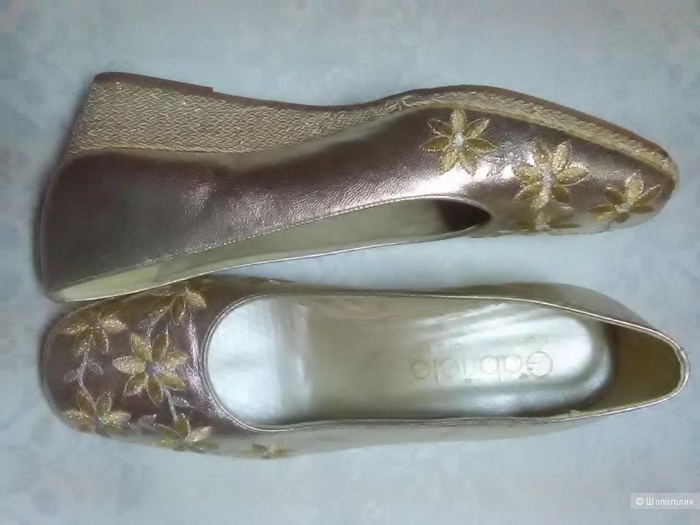 Туфли G.BENI GABRIELE.Размер,37,5