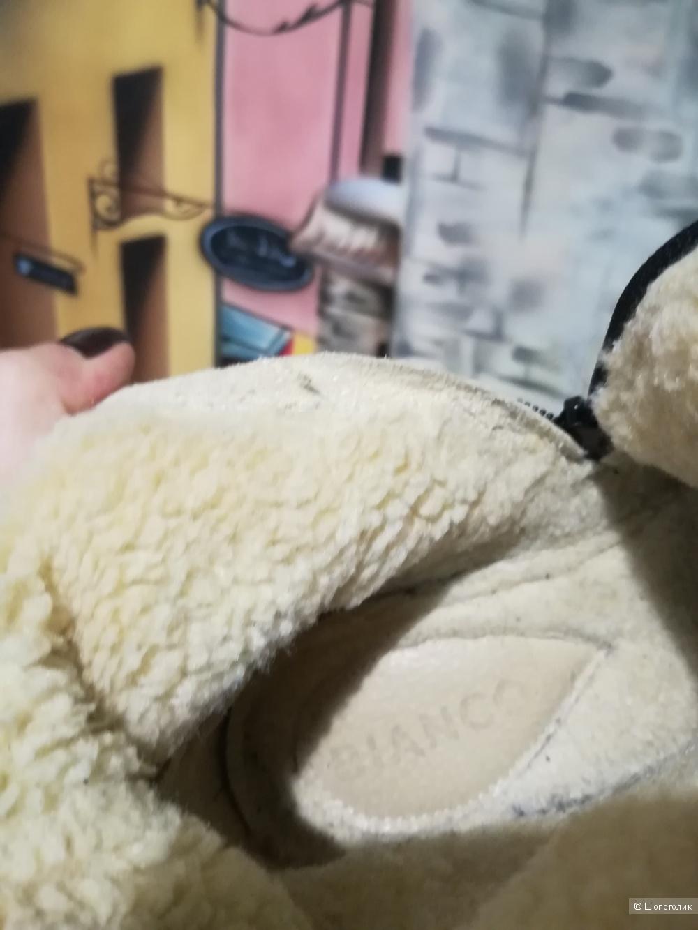 Сапоги Bianco, размер 38