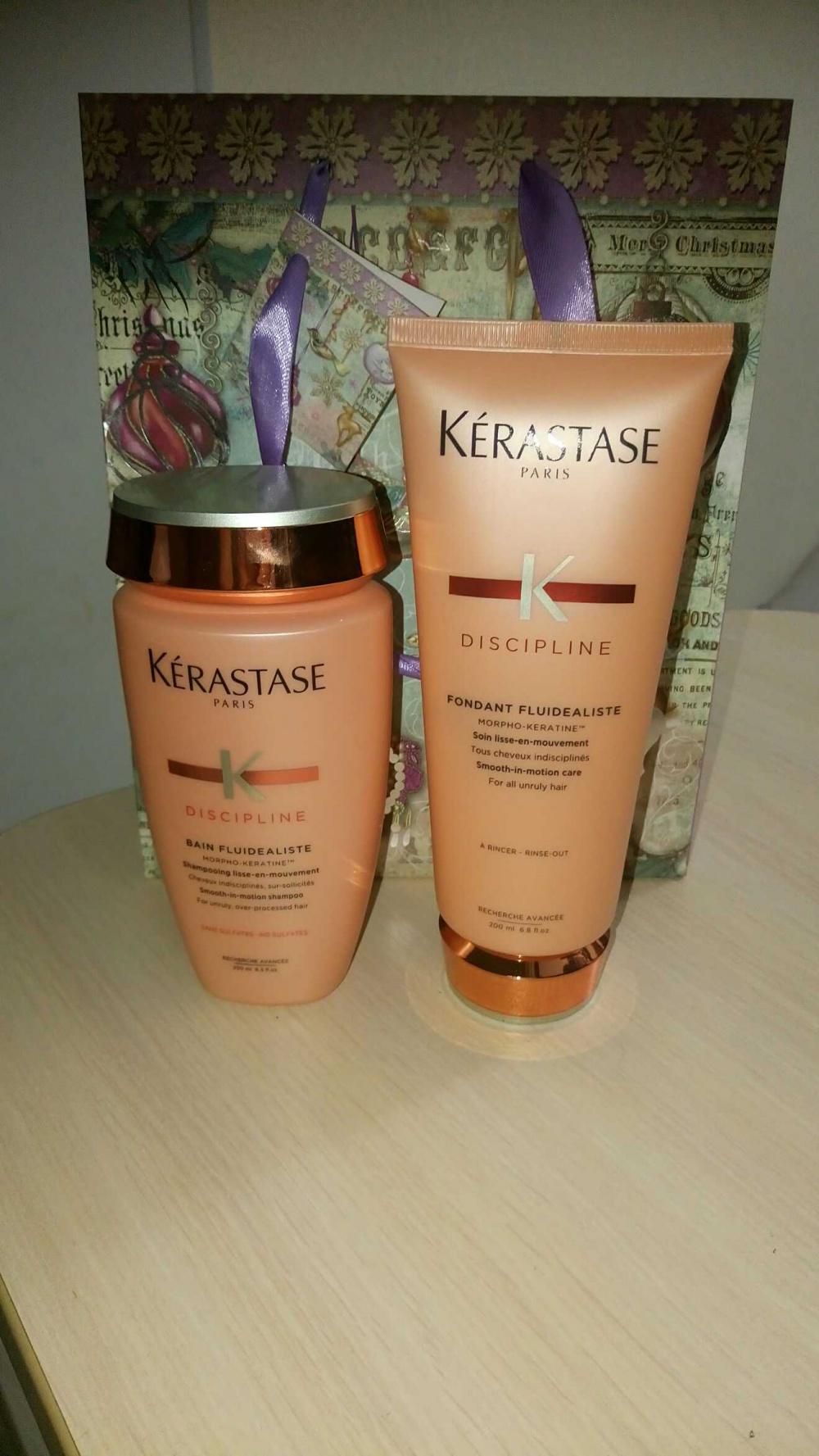 Набор средств для волос Kerastase Discipline