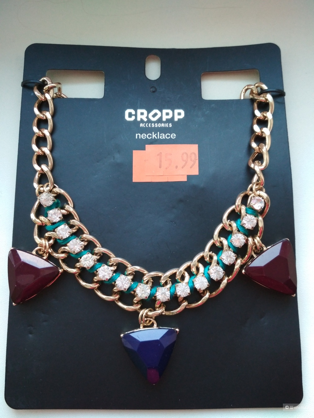 Ожерелье cropp one size