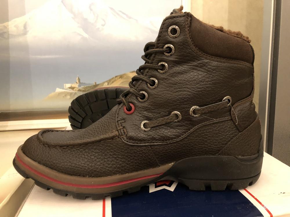 Ботинки Pajar Canada, размер US9-9.5,RU42. На рос. 41