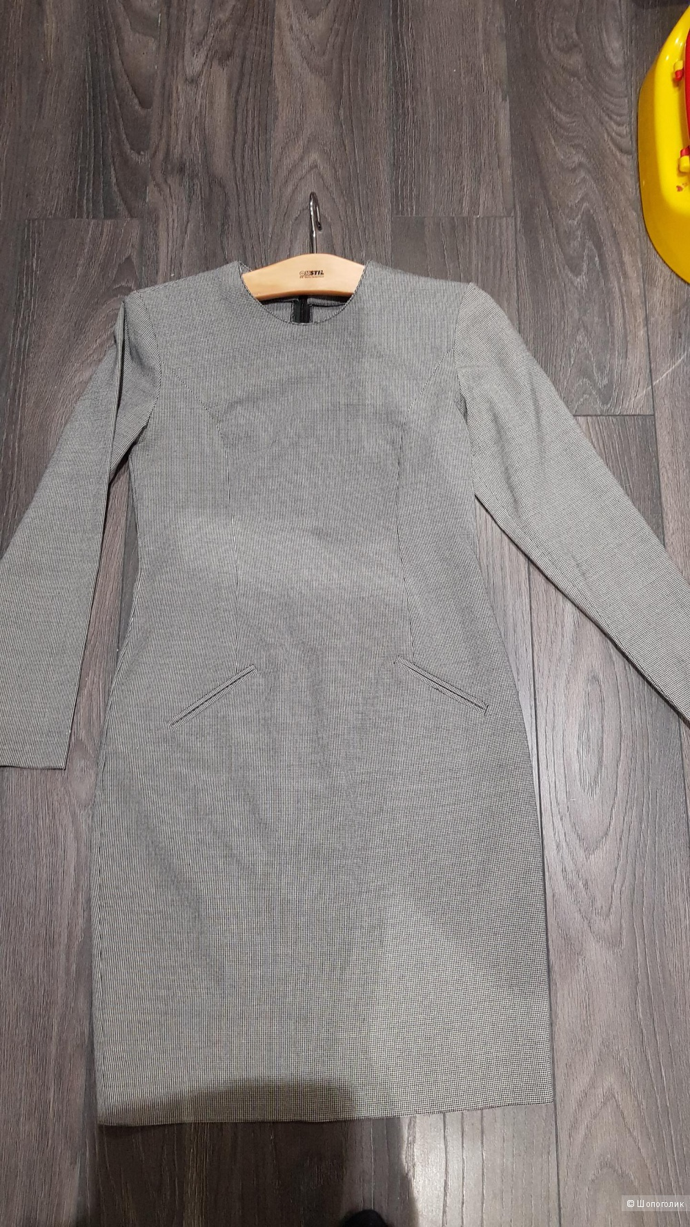 Платье 44-46 Jean Chancel