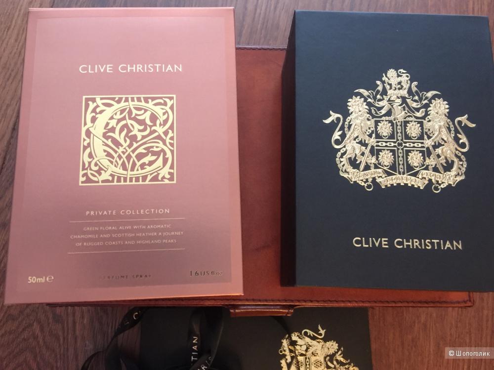 Духи Clive  Christian  c green floral feminine 50 ml