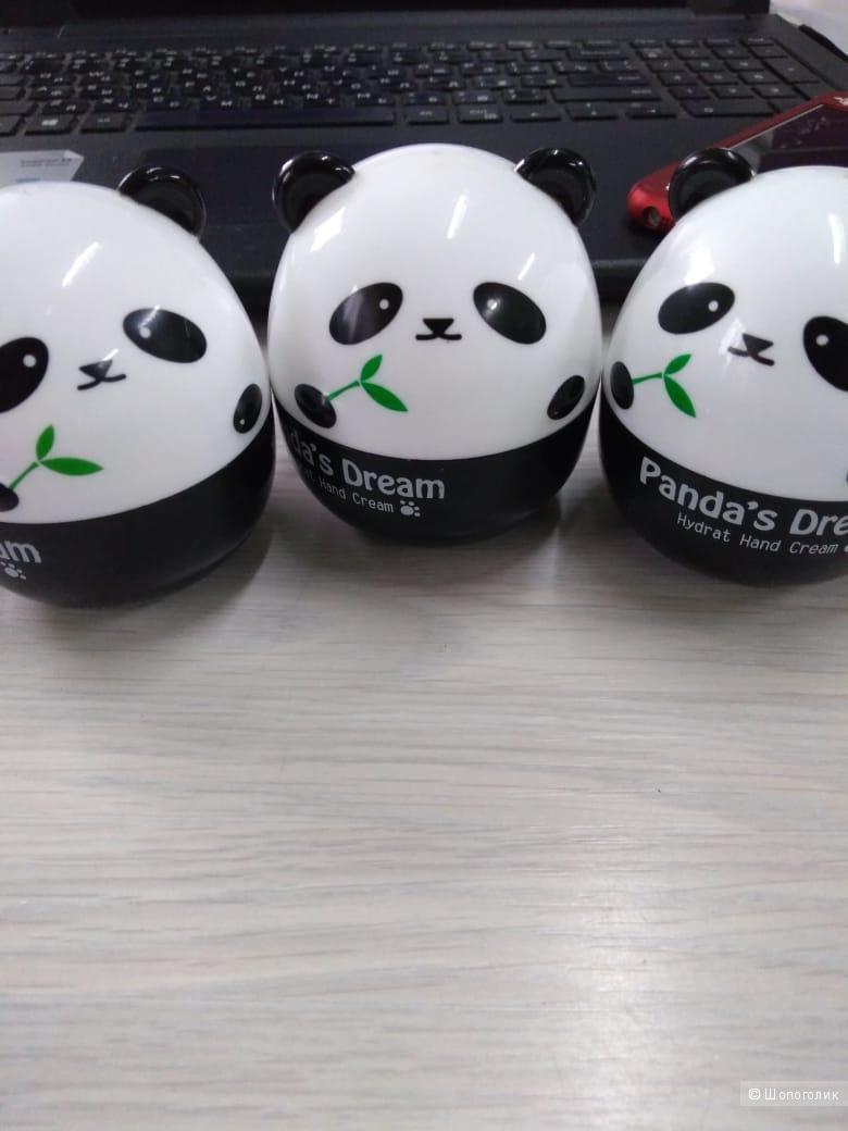 Крем для рук панда