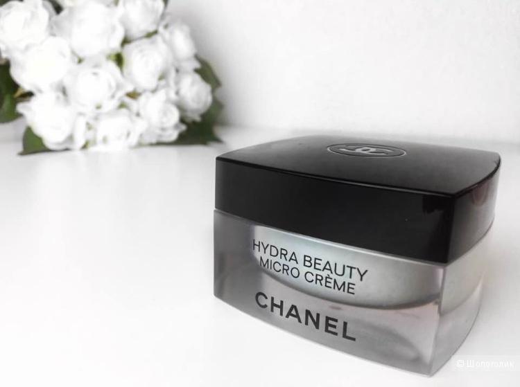 Chanel hydra beauty micro creme лот 40 шт.