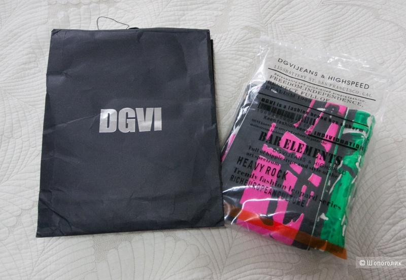 Джинсы  DGVI, размер китайский L