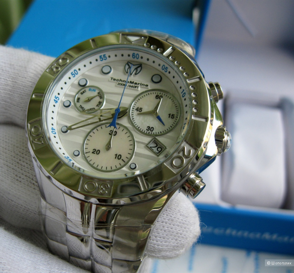Часы Technomarine Sea Pearl TM-715018