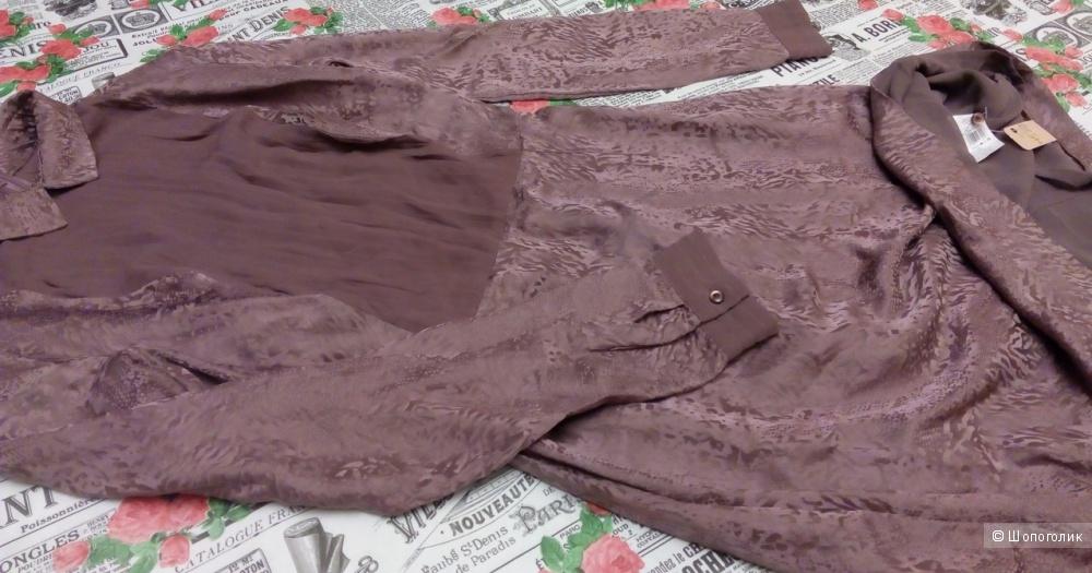 Платье BGN , шелк и вискоза, размер S( француз. 38)