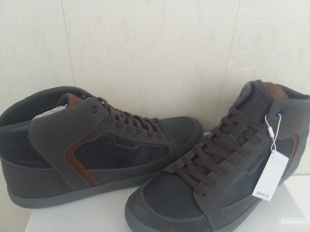 Мужские кроссовки GEOX 43 размер