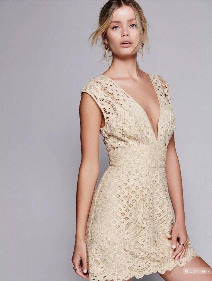 Платье от Free People S