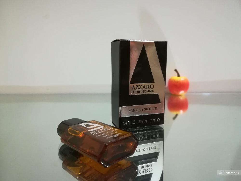 Парфюм Azzaro pour Homme Azzaro 7 мл.EDT
