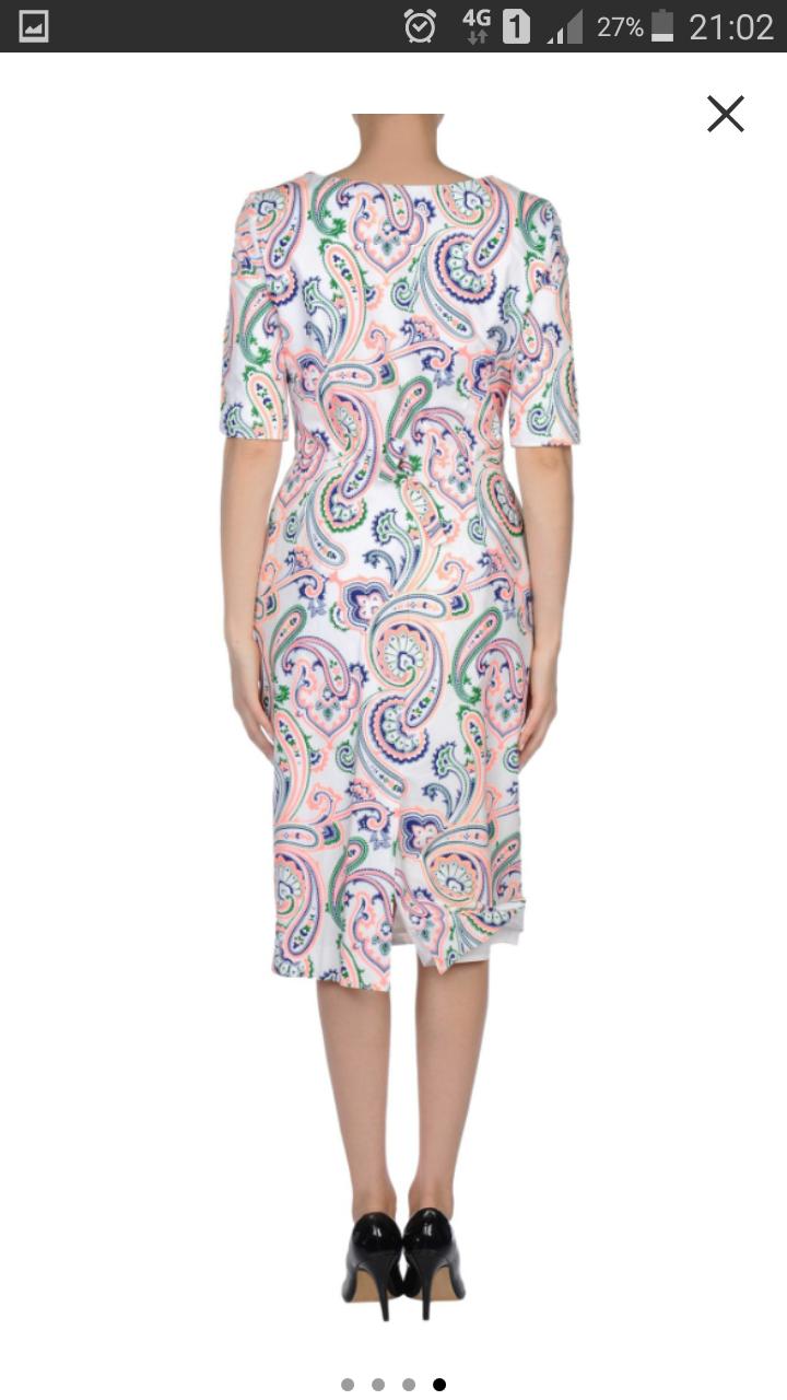Платье JIL SANDER ,размер 46.