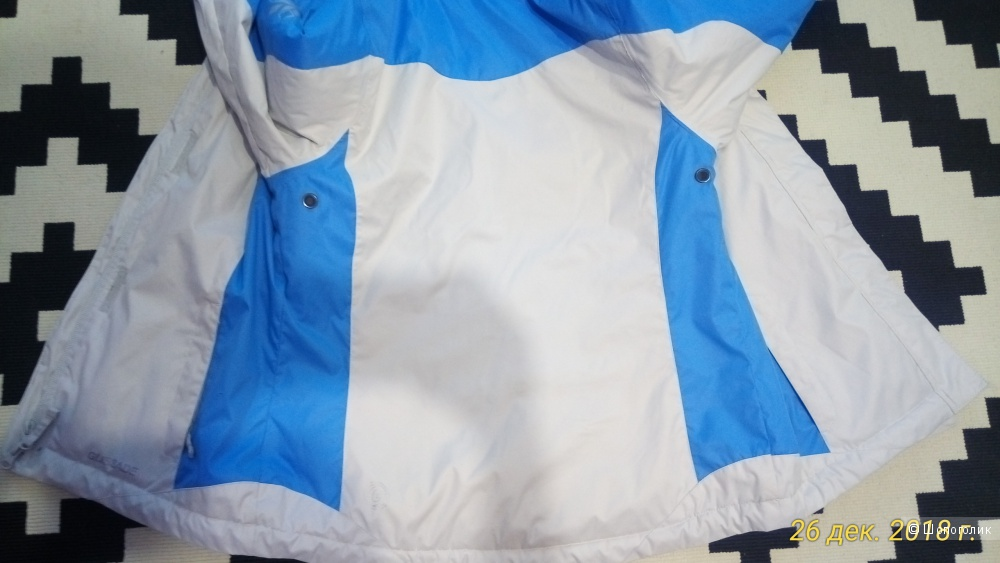 Горнолыжный костюм GLISSADE, размер S.