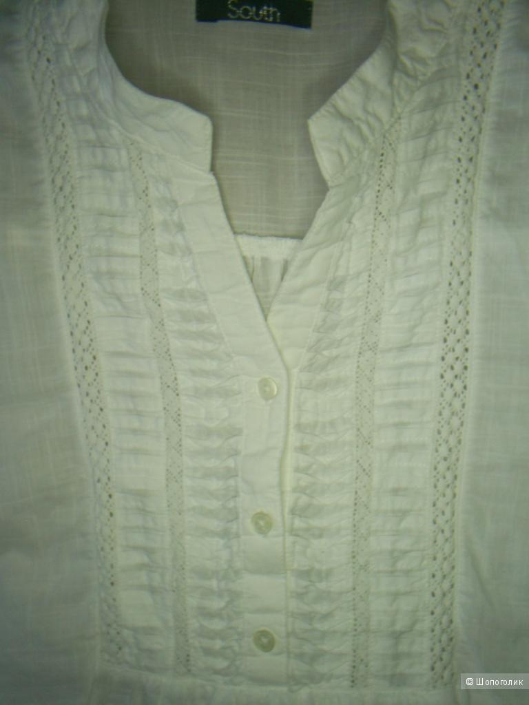 Блузка от South р 18 анг. на 52 русс.