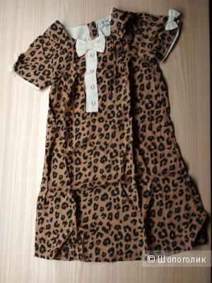 Платье next размер 110 см