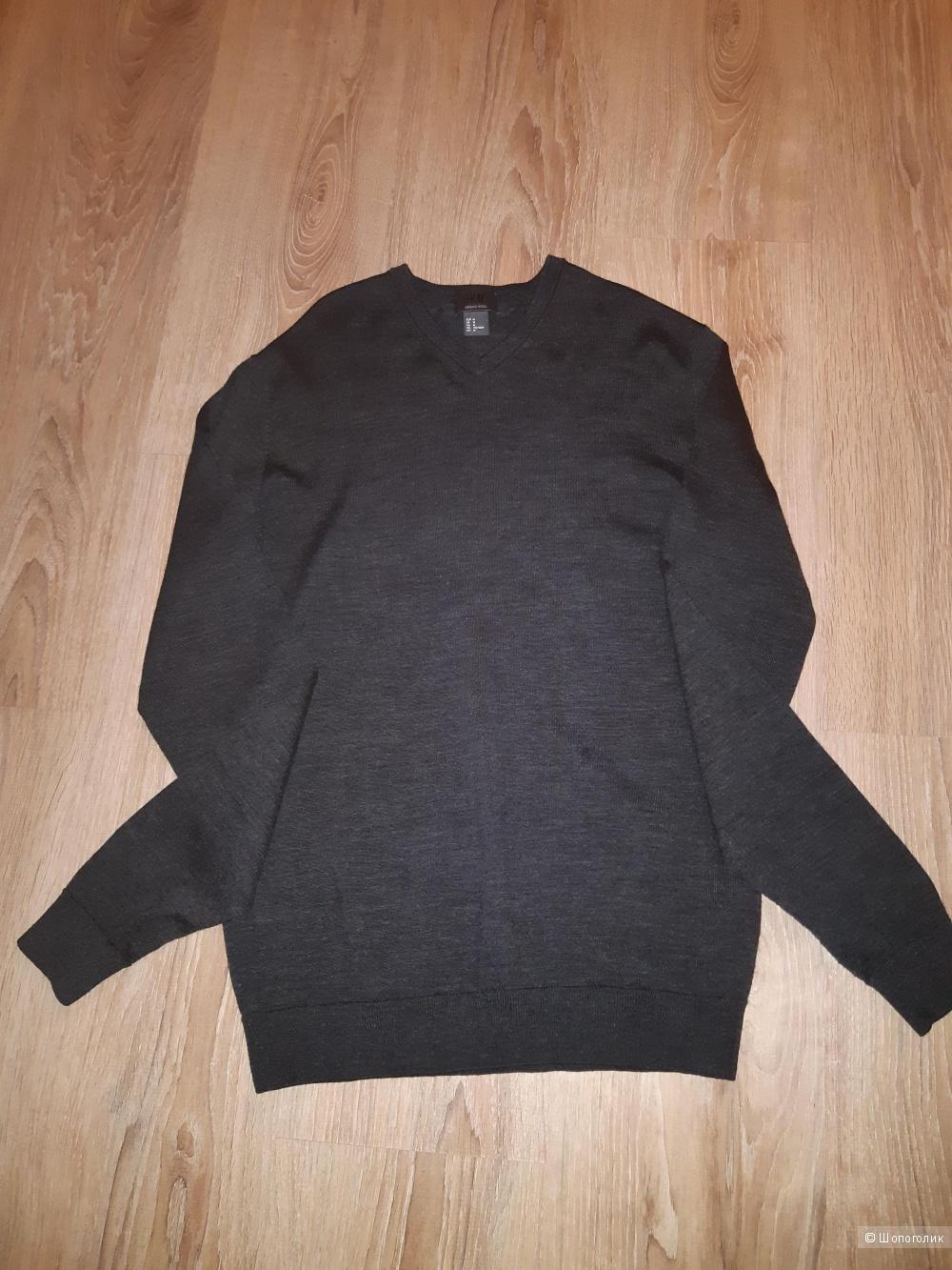 Пуловер hm, размер m