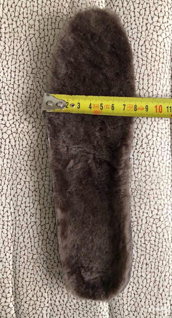 Сапоги на меху Bisgaard 39 eu/ 38 рус/ 25 см