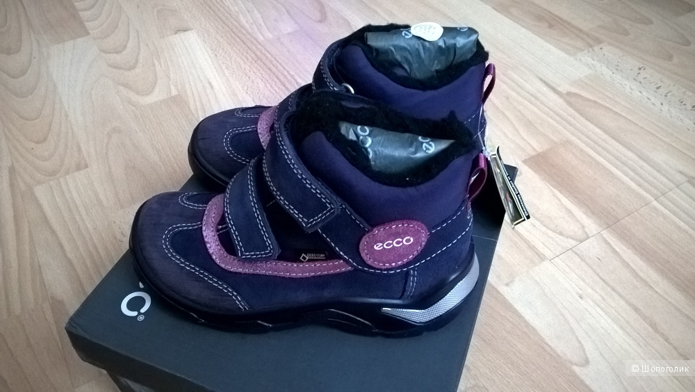 Ботинки ECCO SNOWRIDE размер 30