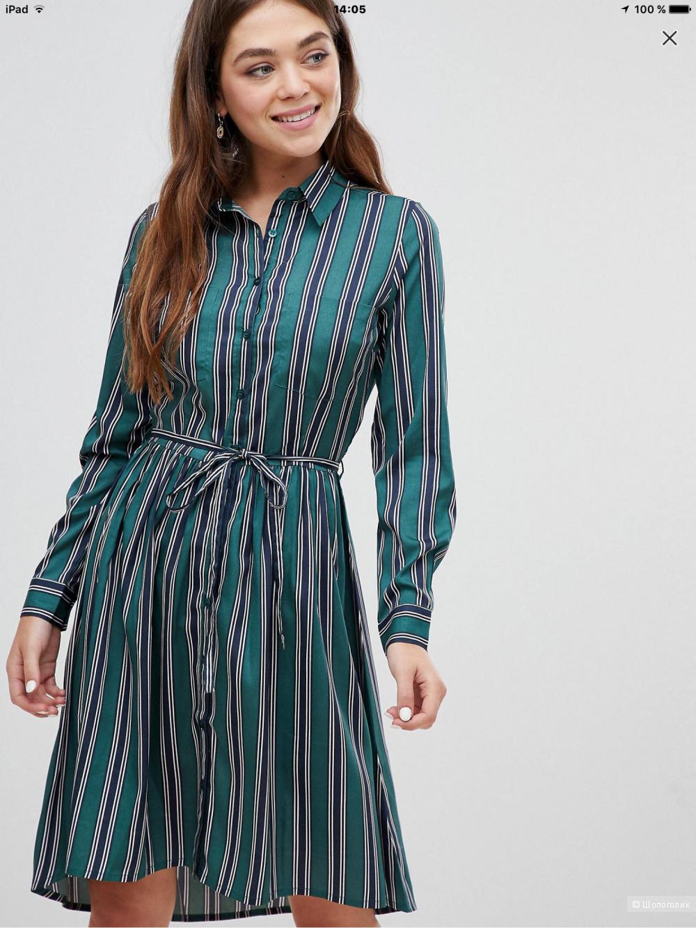 Платье-рубашка Influence, 14uk, M/L