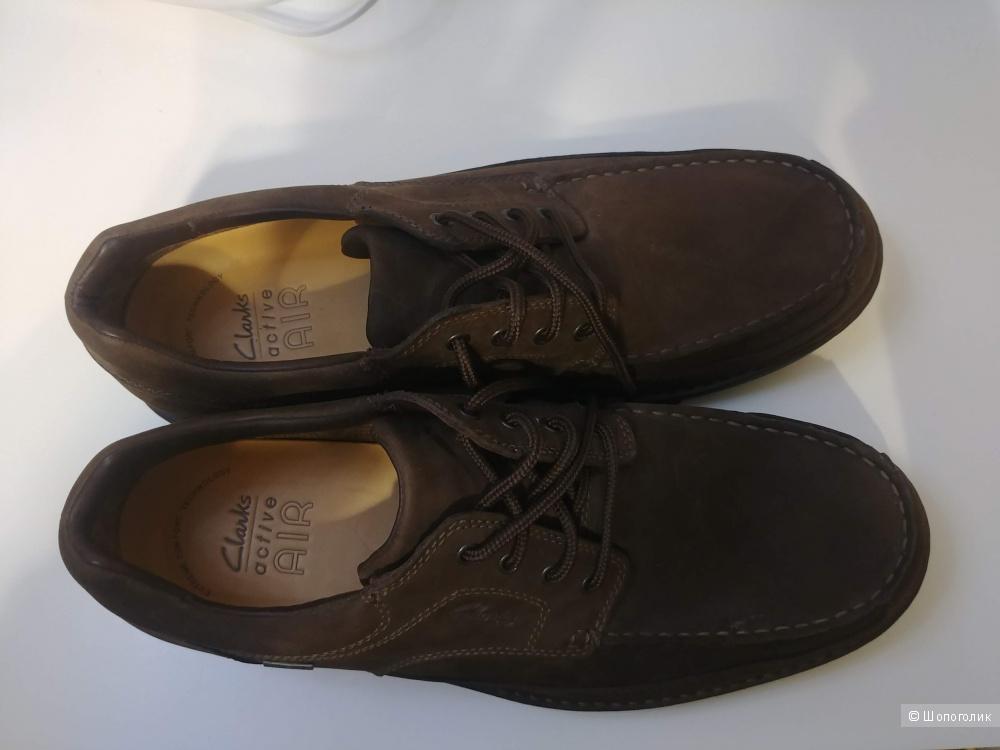 Ботинки Clarks 46 размер