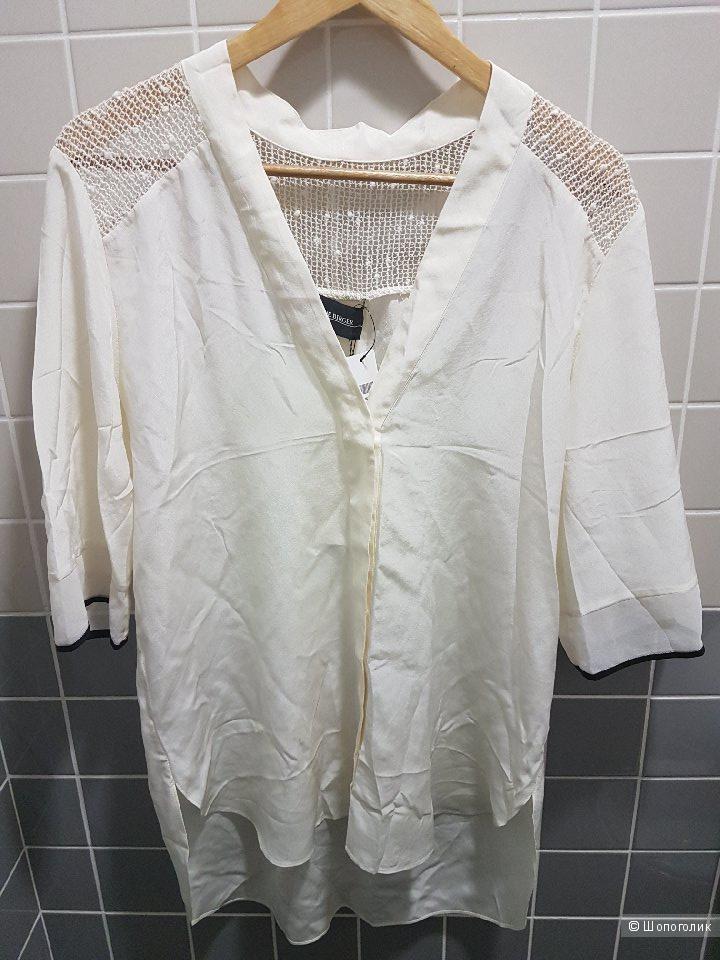 Шелковая блузка By Malene Birger 40DE