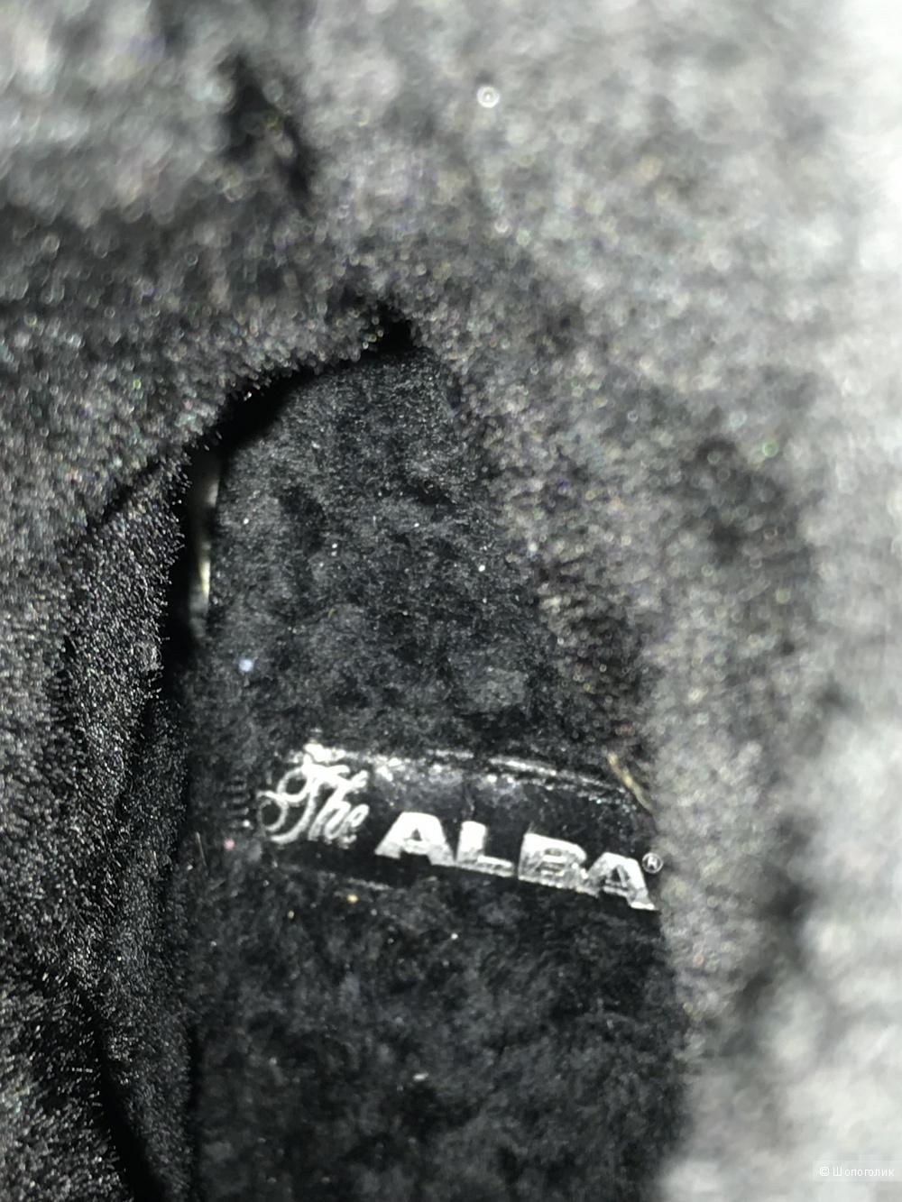 Полусапожки ALBA, 35,5-36 размера