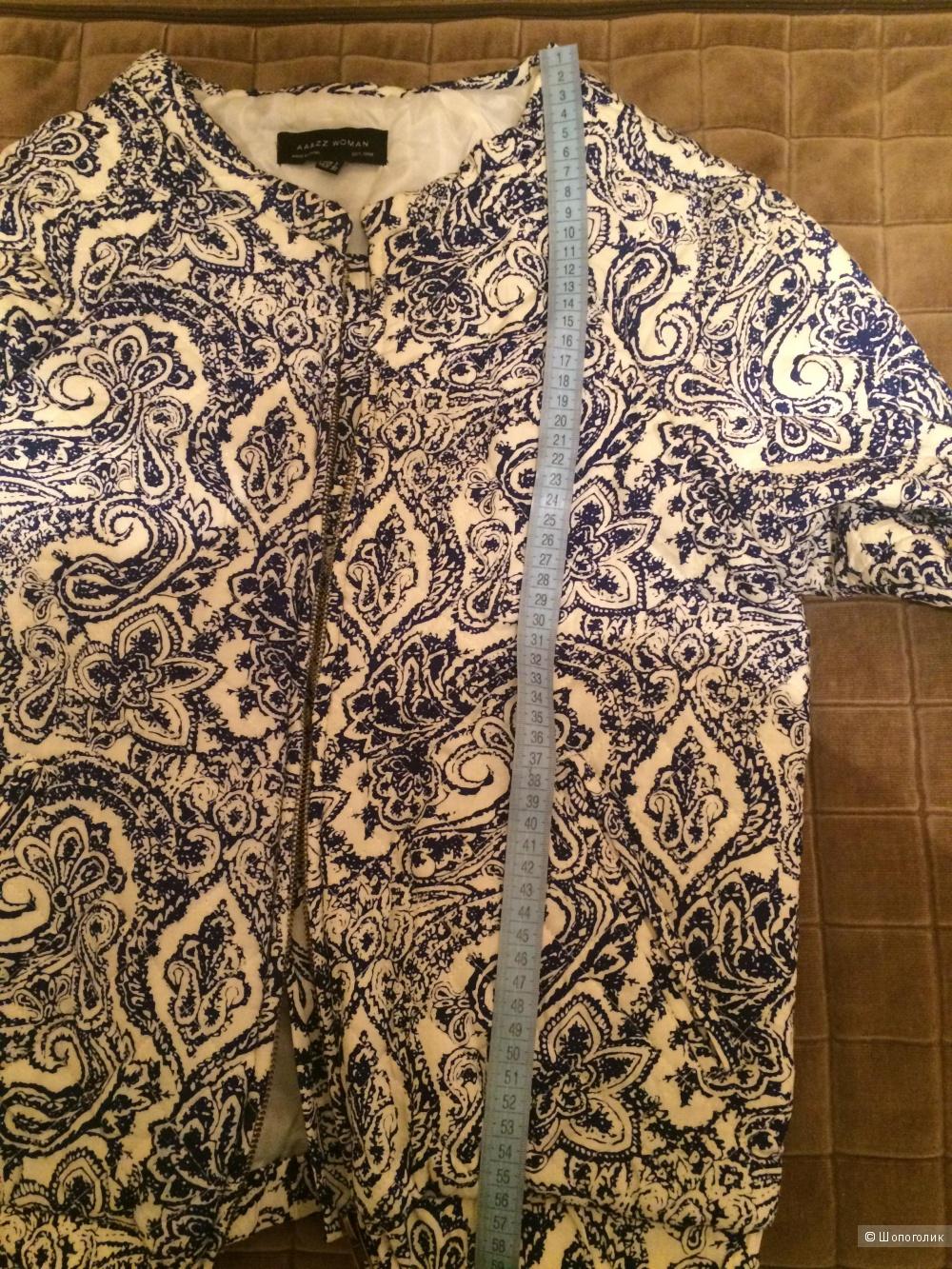Куртка AA&ZZ woman 48 размер