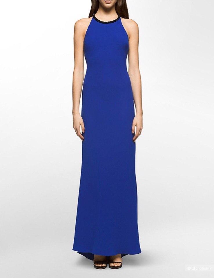 Платье в пол Calvin Klein S/M