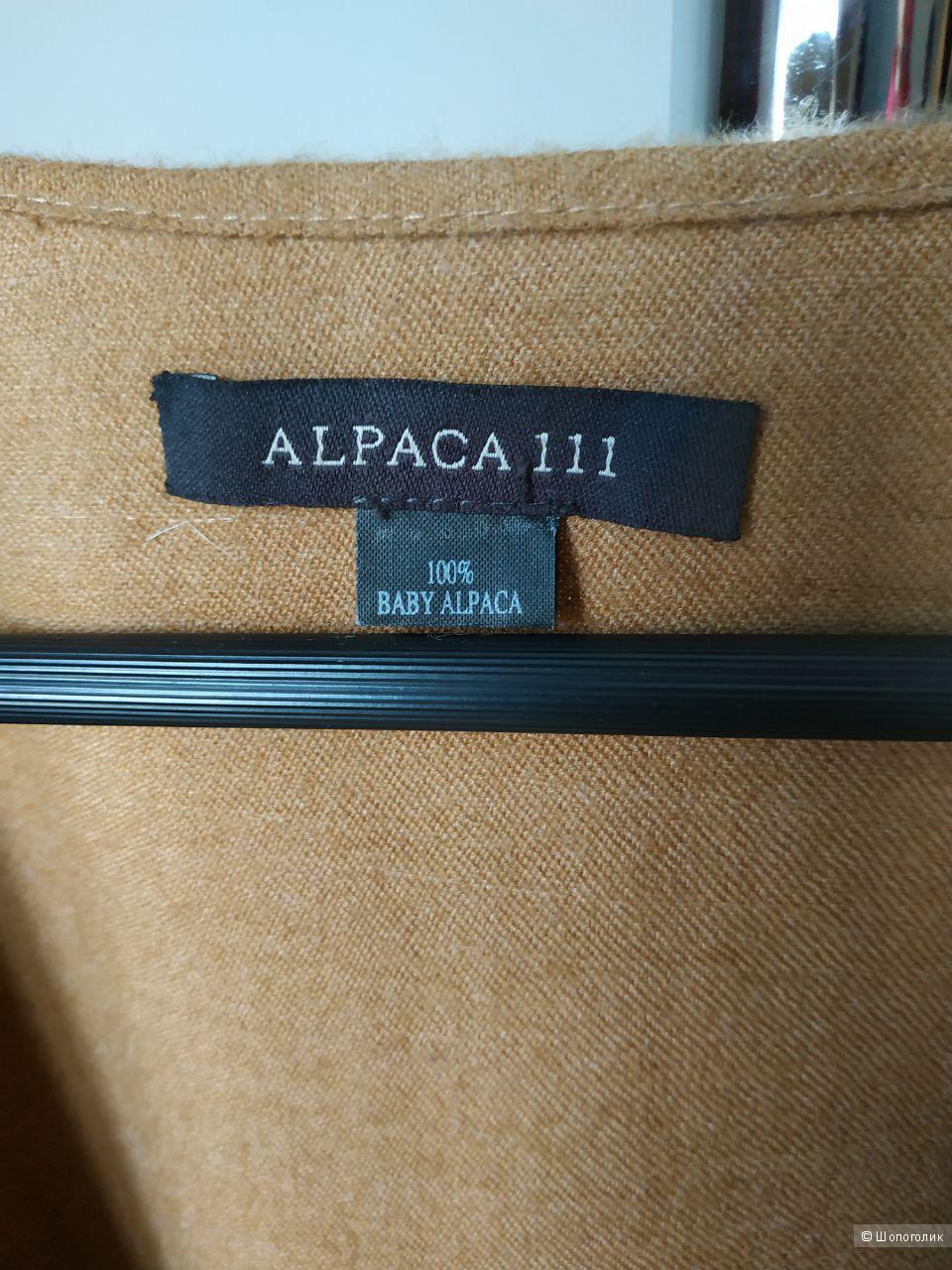 Пончо Alpaca 111, размер One size